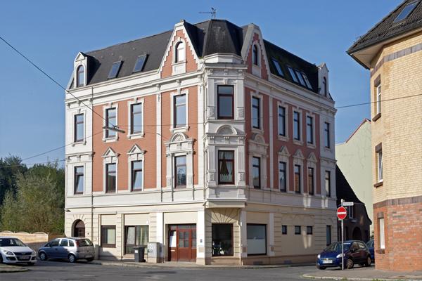 Gebäude Hausarztpraxis Schierenbeck